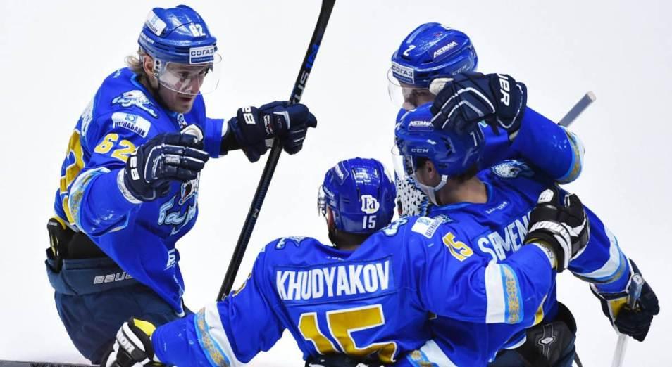 Плей-офф КХЛ: «Барыс» вышел на самого неудобного для себя соперника