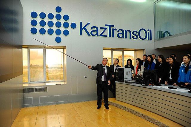 """""""КазТрансОйл"""" в I квартале увеличил чистую прибыль по МСФО на 12%"""