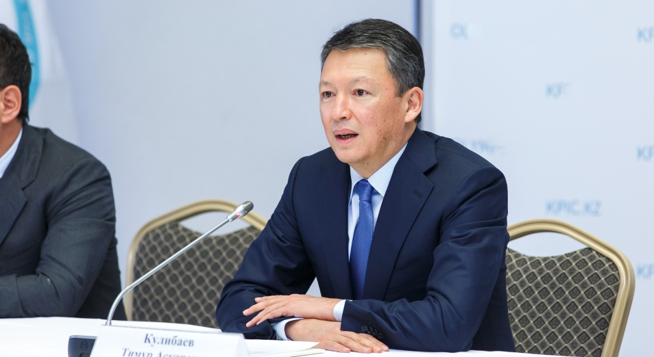 Президент НОК Казахстана Тимур Кулибаев поздравил женщин с 8 Марта