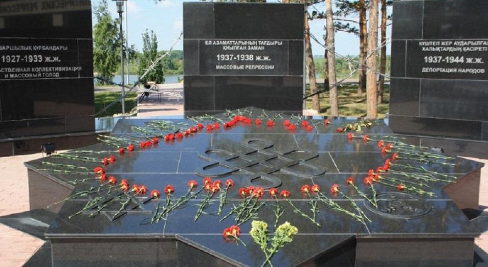 В Павлодаре вспоминают земляков жертв политических репрессий