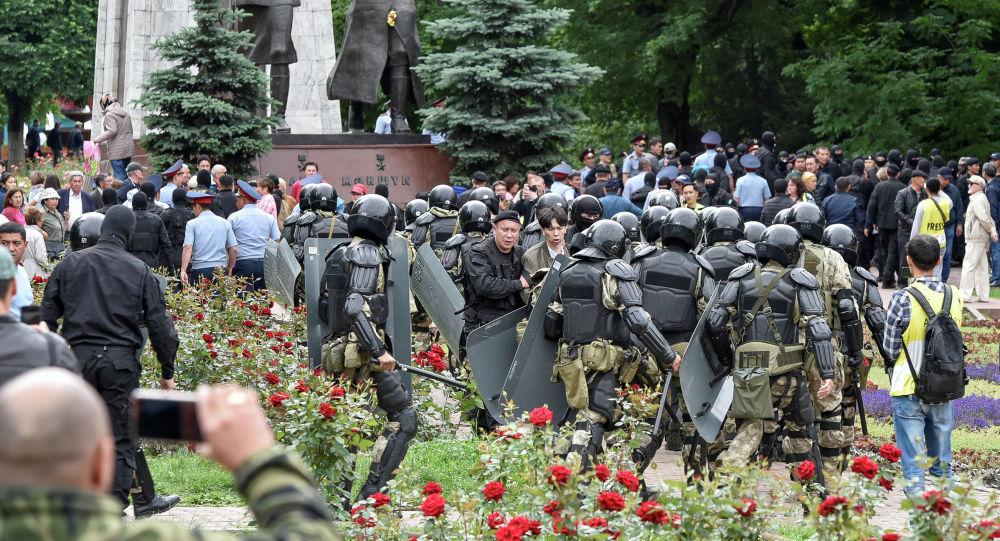 В МВД прокомментировали митинги в Нур-Султане и Алматы