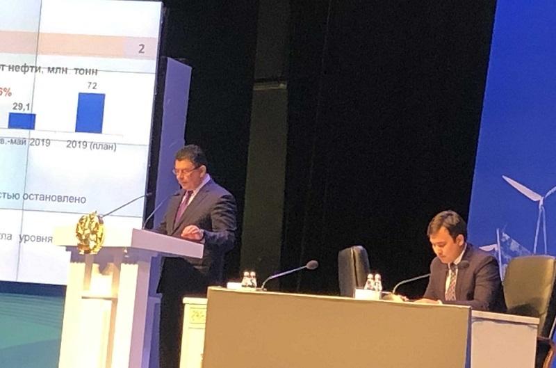 Казахстан поставил жесткие условия по реэкспорту казахстанского бензина