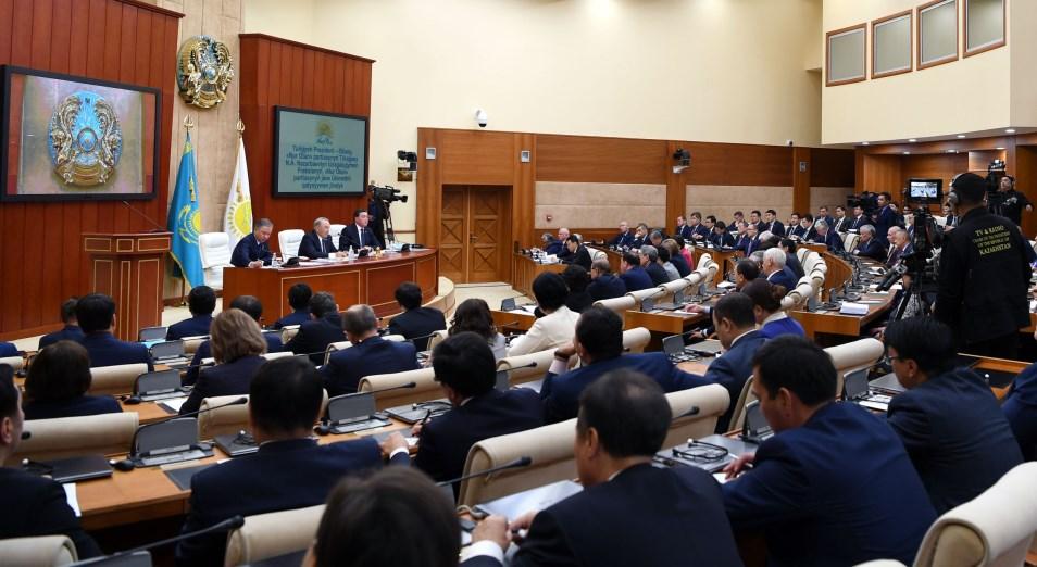 Нурсултан Назарбаев подчеркнул особую роль партии Nur Otan в развитии страны и повышении благосостояния народа