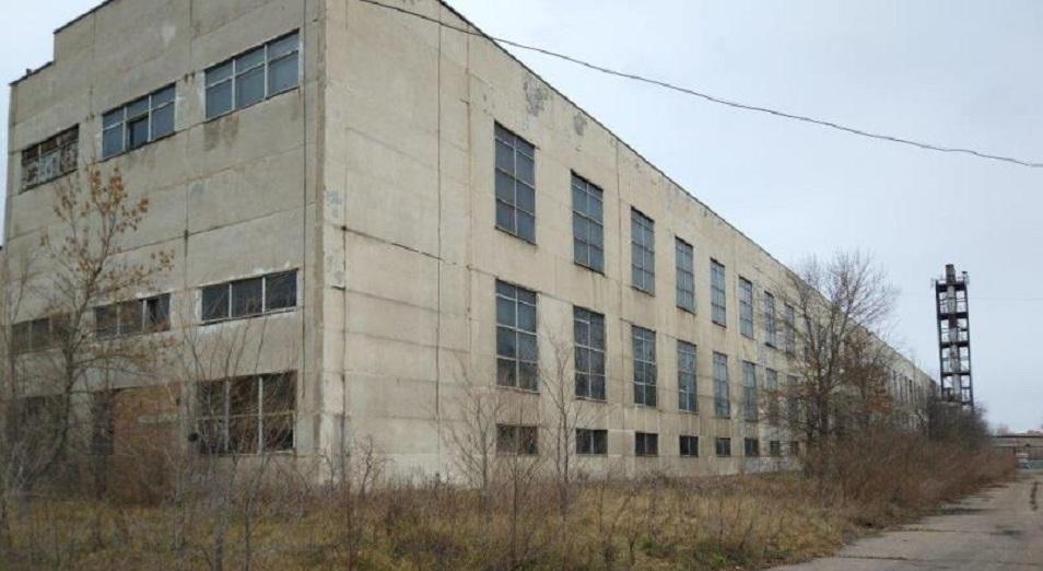 Имущество бывшего комбината шелковых тканей в Усть-Каменогорске выставлено на торги