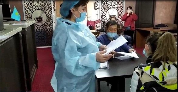 Метод акимата Нур-Султана по проверке каждого пассажира позволяет не запустить новый поток коронавируса