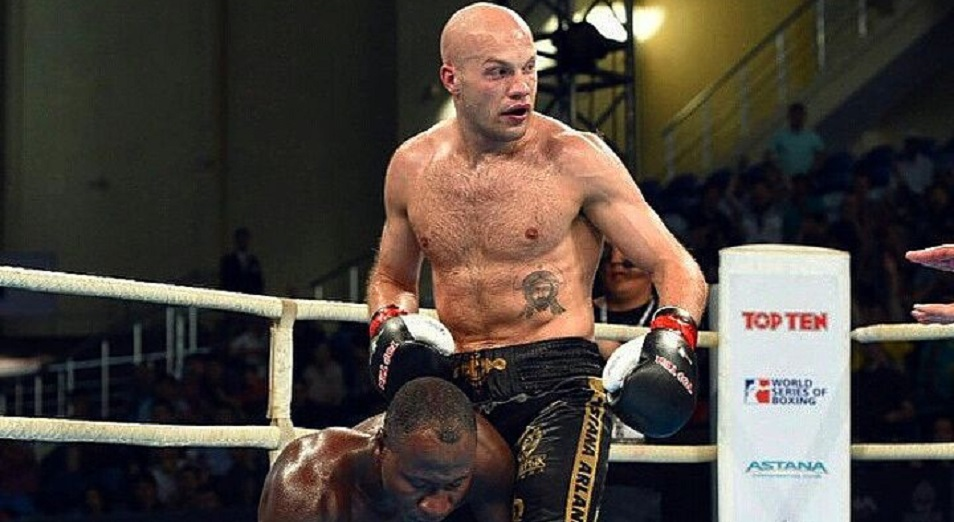 Василий Левит: «Перейду ли я в профессиональный бокс? Сейчас все мысли об Олимпиаде»!