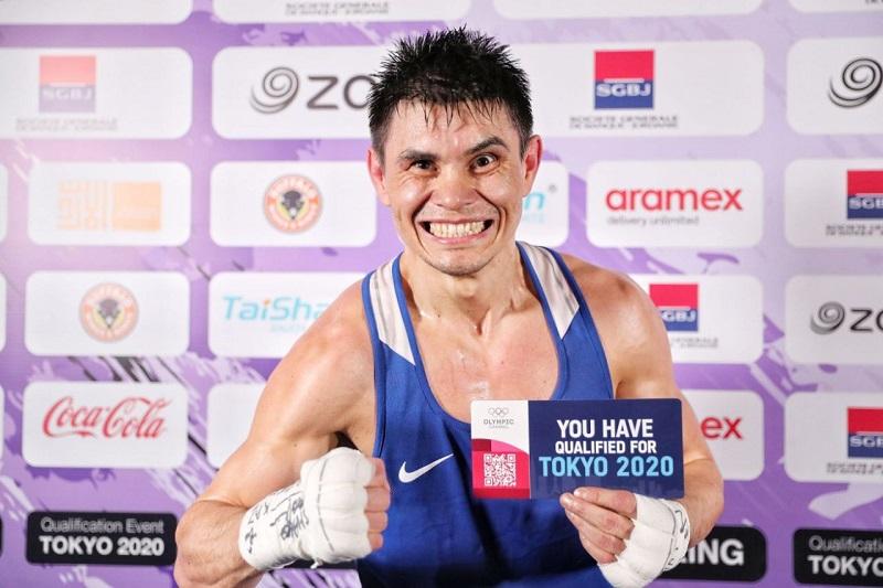 Закир Сафиуллин принес Казахстану седьмую лицензию в боксе