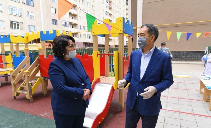 В Алматы в новом учебном году откроется школа на 1200 мест
