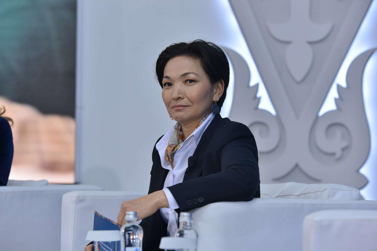 Лаззат Рамазанова: «Каждый должен быть вовлечен в процесс недопущения насилия в семье»