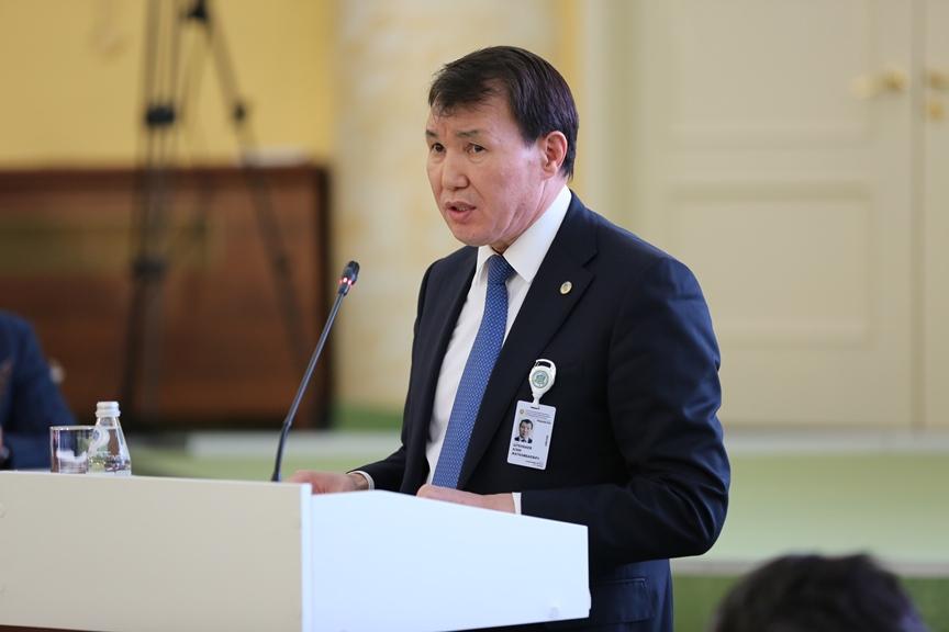 Антикоррупционную службу Казахстана возглавил Алик Шпекбаев