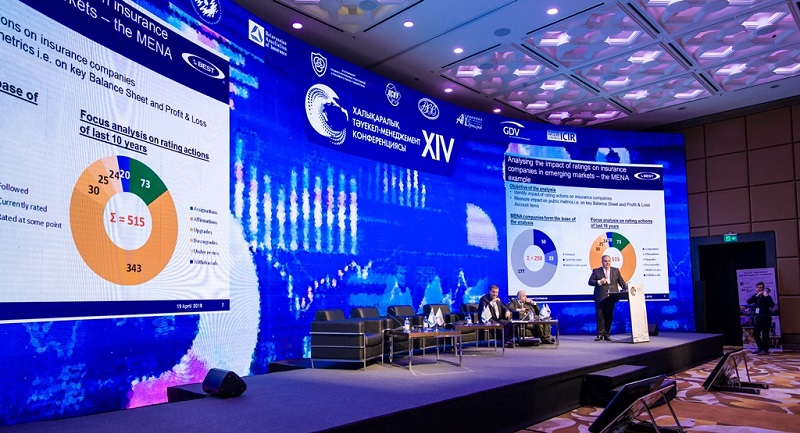 23-24 апреля в отеле The Ritz-Carlton на Международной конференции по риск-менеджменту обсудят последние проблемы современной экономики