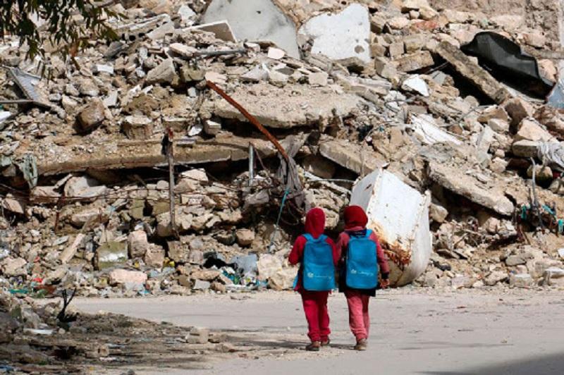 Около 80 казахстанок находятся в зонах боевых действий