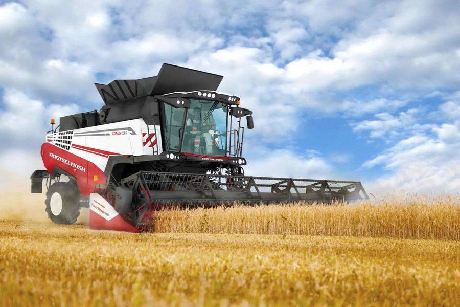 В Казахстане убрано 94,5% зерновых