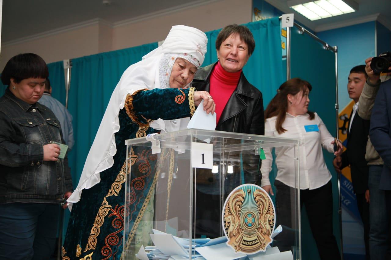 Явка избирателей составила 51,8% – ЦИК