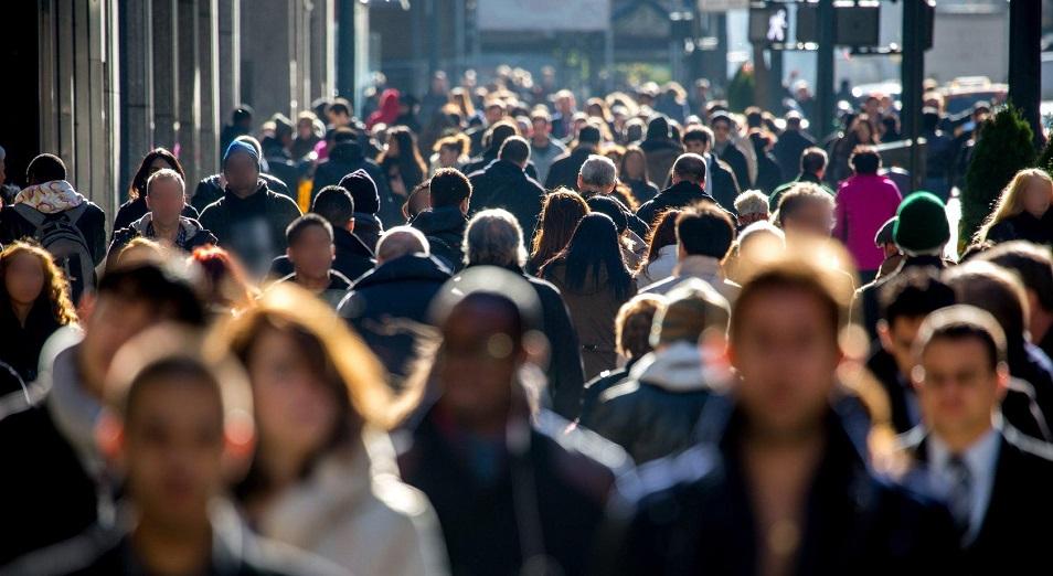 Население Казахстана за  декабрь увеличилось на 24 300 человек