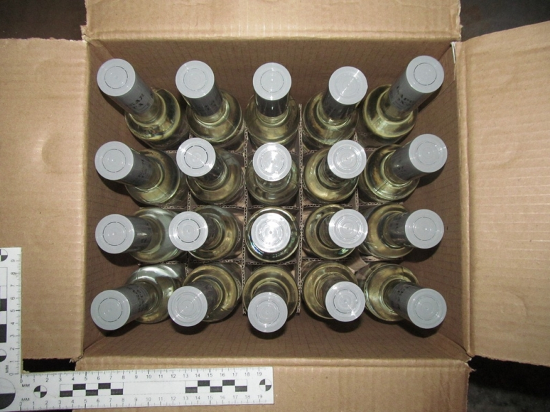 Из незаконного рынка алкоголя изъято почти 70 тыс. бутылок спиртных напитков
