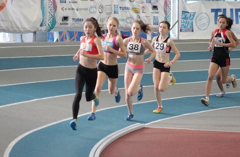 В Алматы состоялись республиканские соревнования по легкой атлетике
