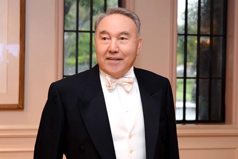 Нурсултан Назарбаев участвует в церемонии интронизации императора Японии