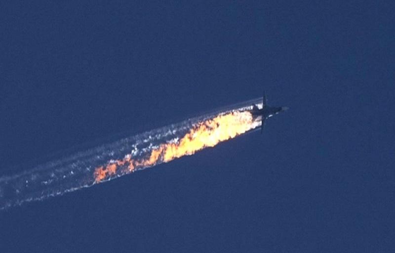Крушение военного самолета в Турции: есть погибшие