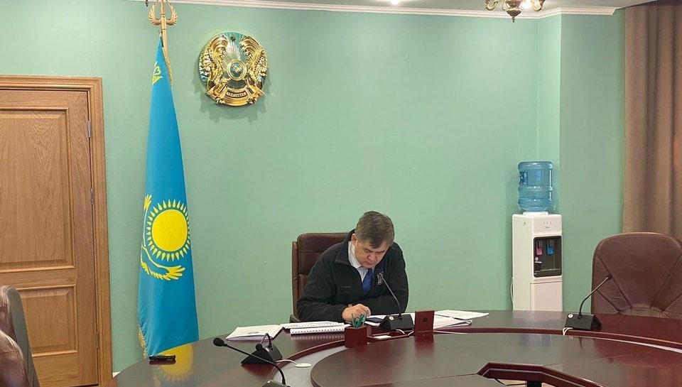 Елжан Биртанов принял участие в Министерской сессии Европейского бюро ВОЗ