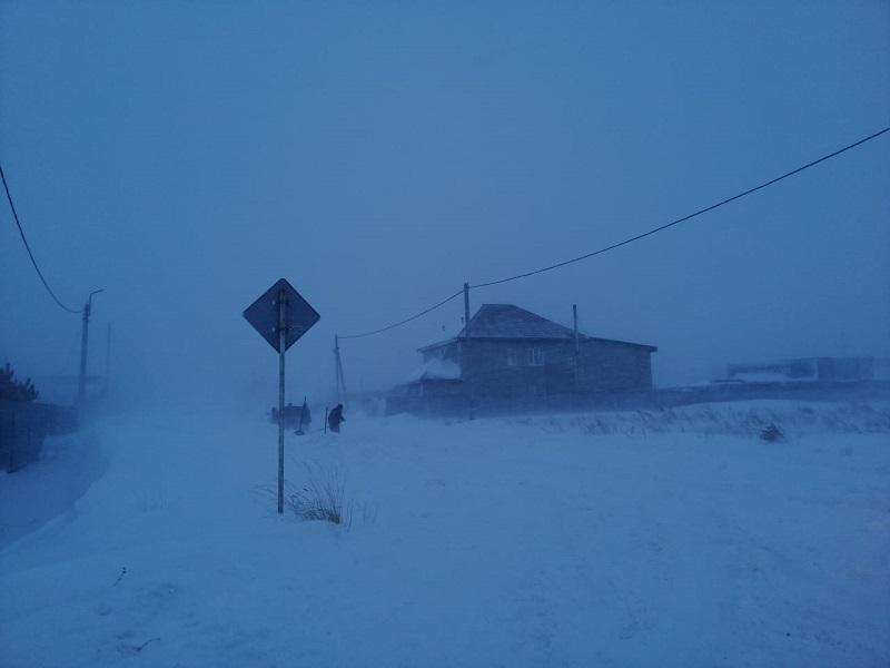 Погода в РК: метель ожидается в Нур-Султане