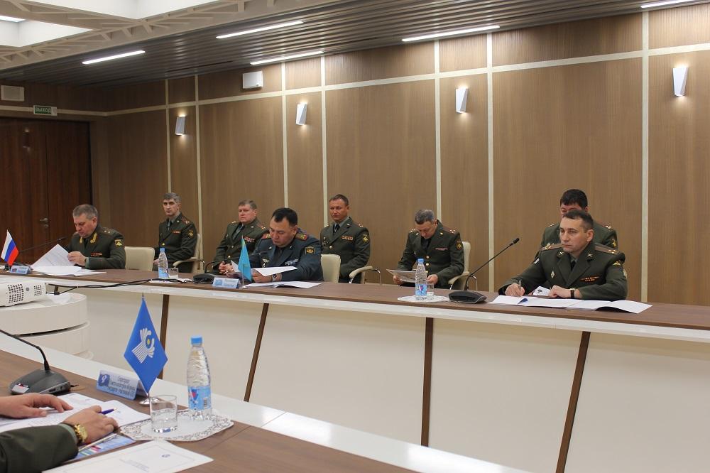 Ответственные за связь в вооруженных силах стран СНГ утвердили план совместных тренировок на 2021 год