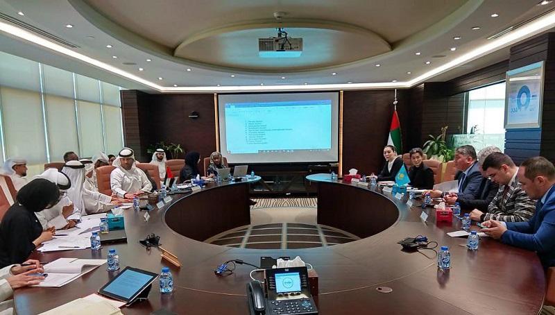 Эмиратские авиакомпании планируют начать регулярные рейсы по направлению Дубай – Актау