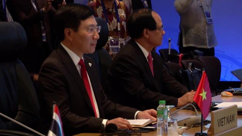 Министры экономики стран-членов АСЕАН договорились о сотрудничестве