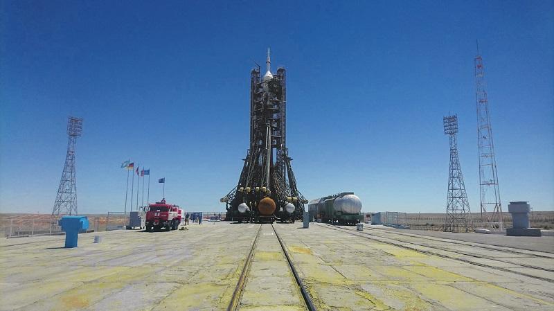На юбилей космодрома Байконур могут приехать главы Казахстана и России