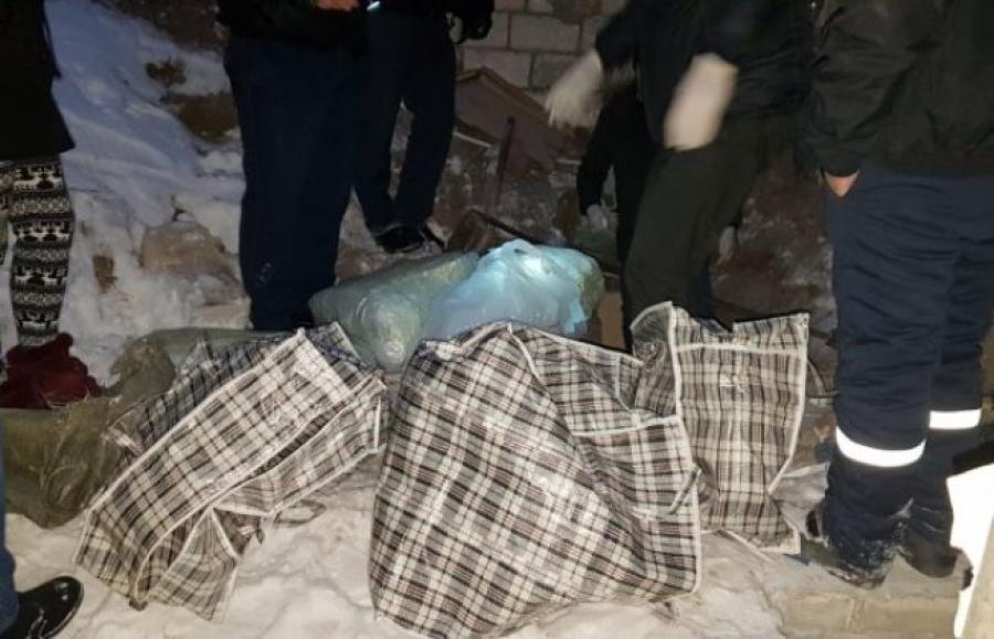 В Актюбинской области полицейские изъяли более центнера марихуаны