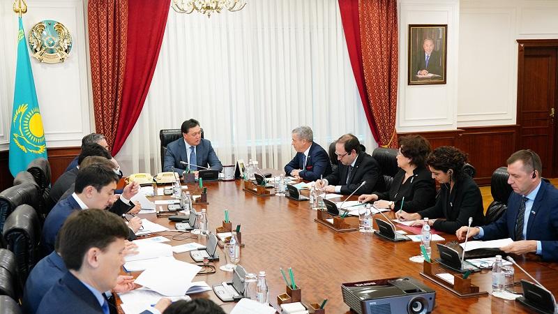Товарооборот между Казахстаном и Францией вырос более чем на 6%