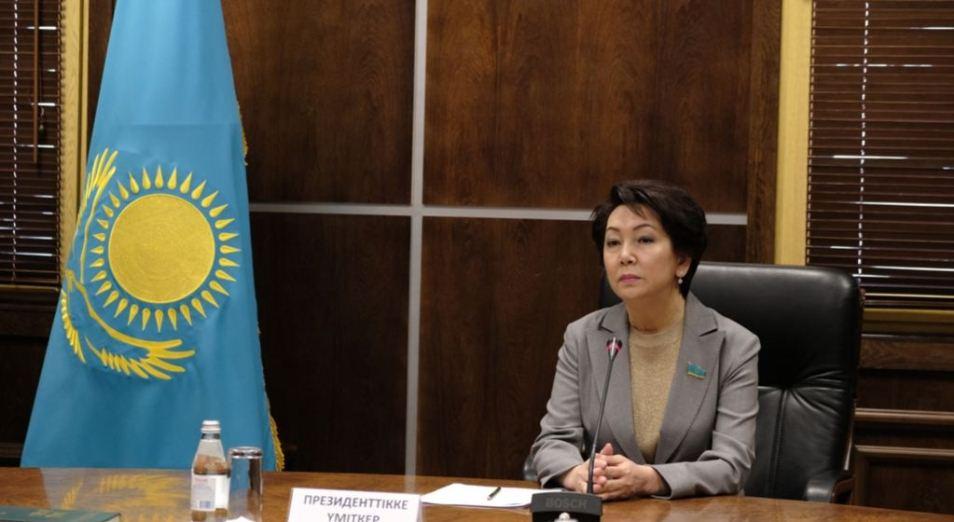 В Казахстане впервые кандидатом в Президенты зарегистрирована женщина