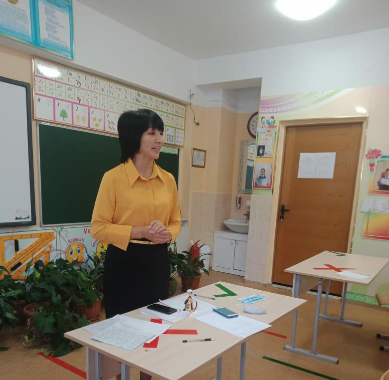 Как прошло 1 сентября в алматинских школах