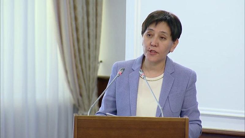 Тамара Дүйсенова ҚР Президентінің көмекшісі лауазымына тағайындалды