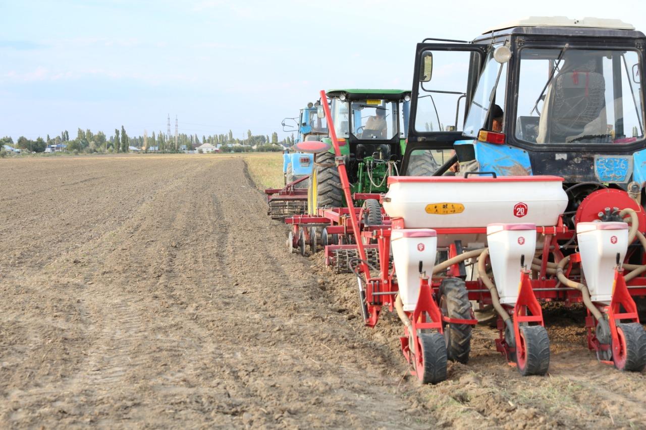 Сапарбаев заострил внимание фермеров на увеличении прибыли
