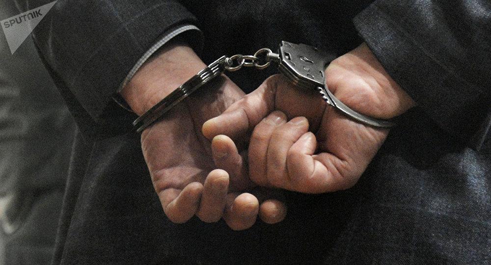 Задержаны 15 участников погрома у здания полиции в Сатпаеве