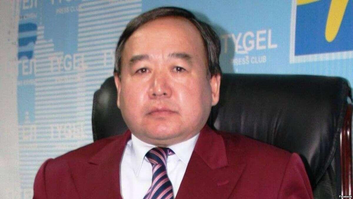 Сади-Бек Тугел получил статус кандидата в Президенты РК