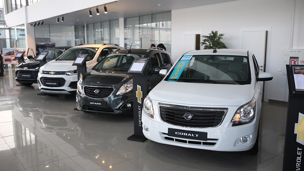 Производство нескольких новых моделей автомобилей начнут в Казахстане
