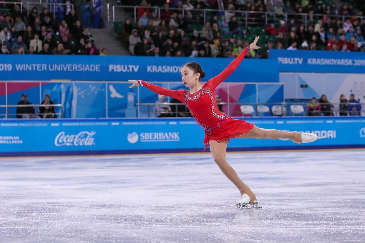 Элизабет Турсынбаева вошла в число участников шоу «Чемпионы на льду»