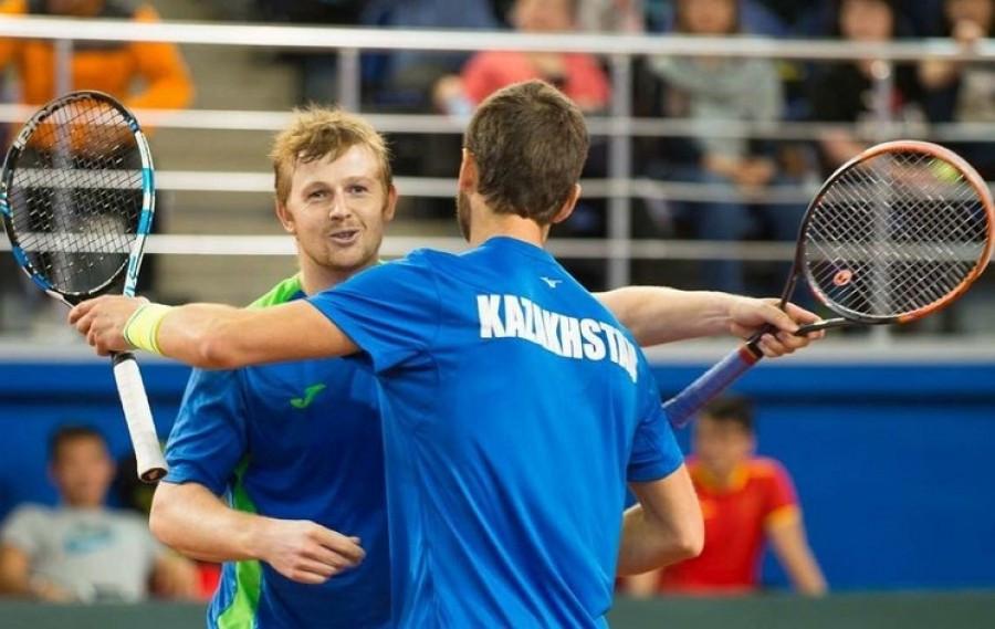 Александр Недовесов и Андрей Голубев прошли в полуфинал Ritro Slovak Open