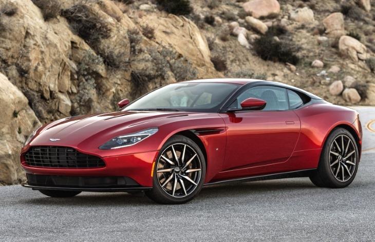 Aston Martin ожидает прибыль в 2019 году ниже прогнозов