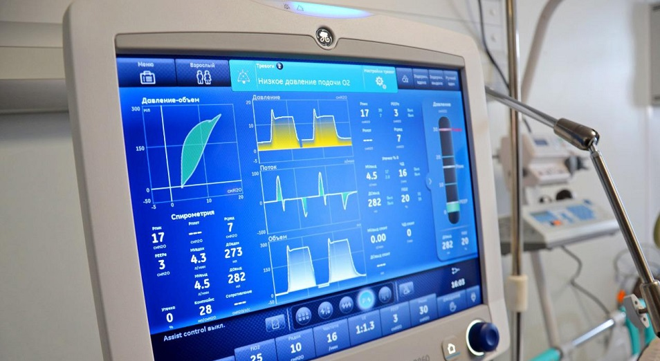 Ожидаемая потребность в аппаратах ИВЛ на конец года составит 3 тыс.