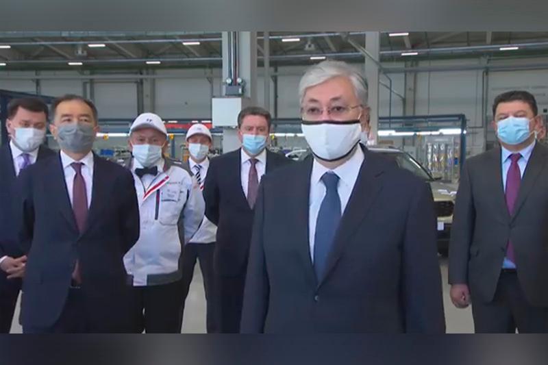 Президент Қазақстанның өлім жазасынан ресми түрде бас тартуына қатысты түсінік берді