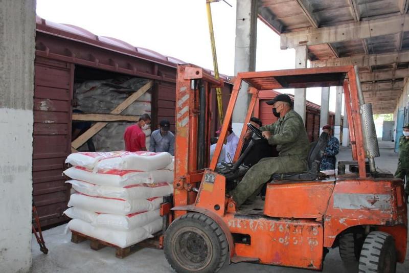 Қазақстан гуманитарлық көмек ретінде Қырғызстанға ұн жіберді