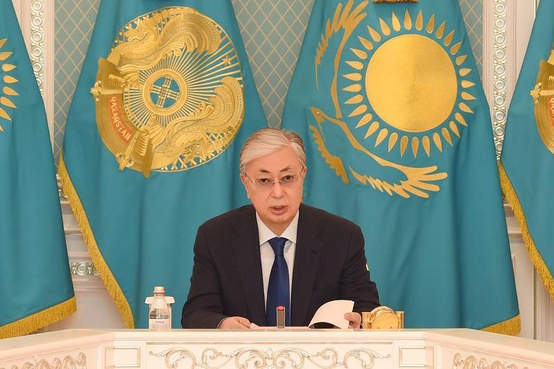 Токаев в связи с событиями в Кордайском районе потребовал жестко пресекать попытки провокаций