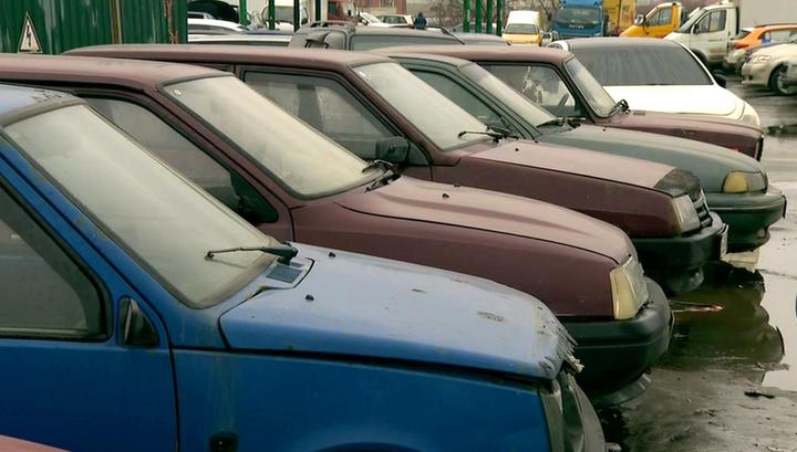 Число зарегистрированных автомобилей в Казахстане в январе-марте уменьшилось на 1,8%