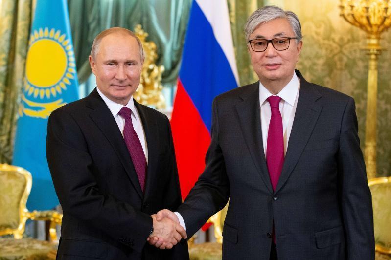 Тоқаев Путинді елімізге ресми сапармен келуге шақырды