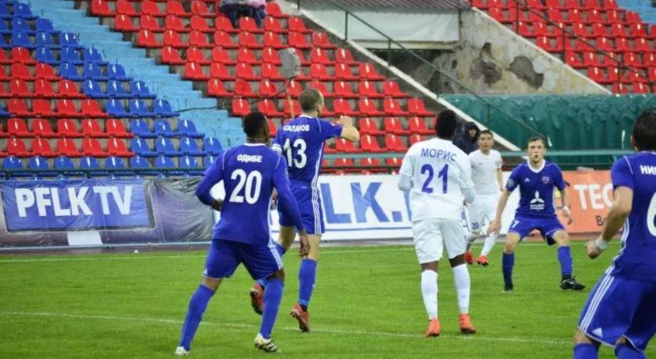 Переходные матчи КПЛ-2019: «Акжайык» и «Тараз» пока не выявили фаворита