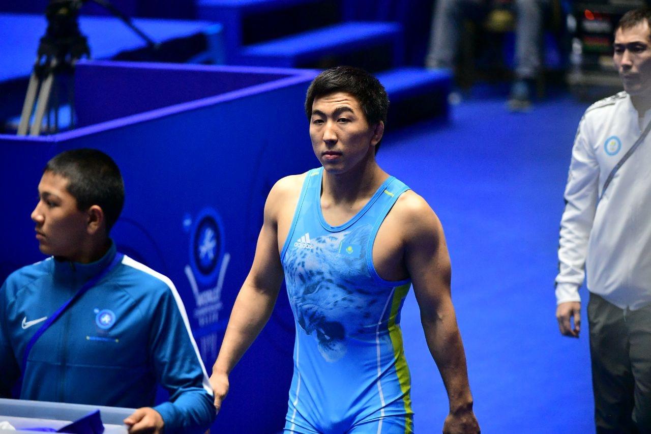 Данияр Кайсанов завоевал лицензию на Олимпийские игры в Токио