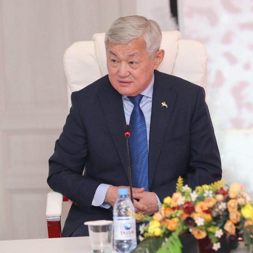 Бердібек Сапарбаев әлеуметтік желіге тіркелді